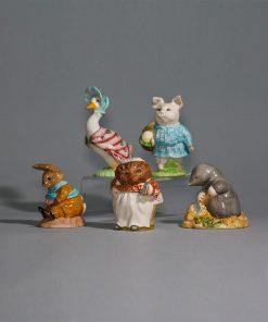 Beatrix Potter Lot 4129