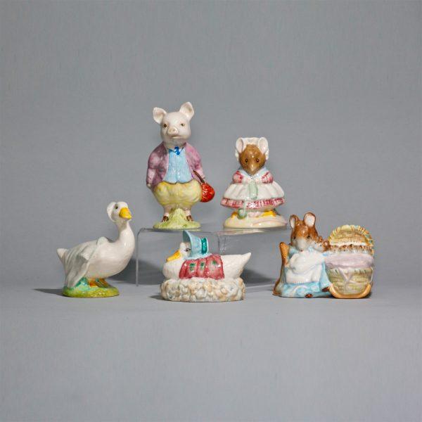 Beatrix Potter Lot 4130