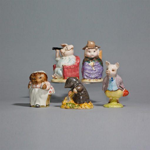 Beatrix Potter Lot 4131