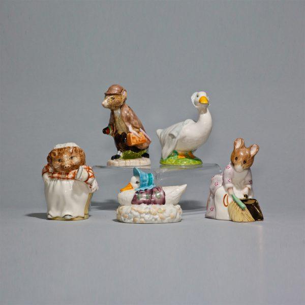 Beatrix Potter Lot 4132
