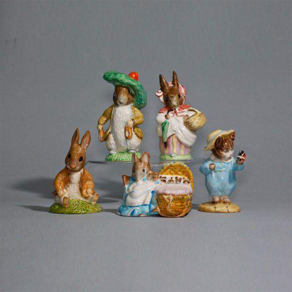 Beatrix Potter Lot 4133