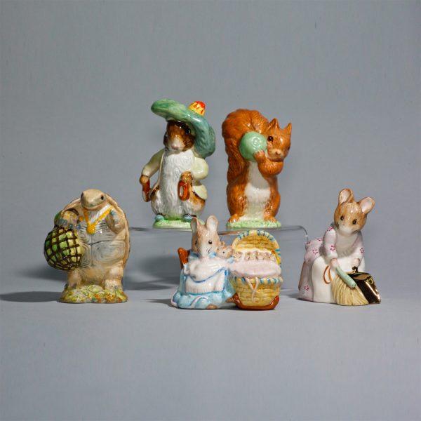 Beatrix Potter Lot 4134