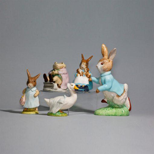 Beatrix Potter Lot 4135