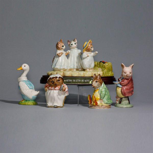 Beatrix Potter Lot 4138