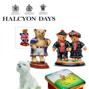 Halcyon Days Lots & More