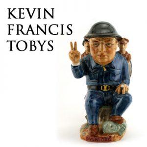 Kevin Francis Toby Jugs