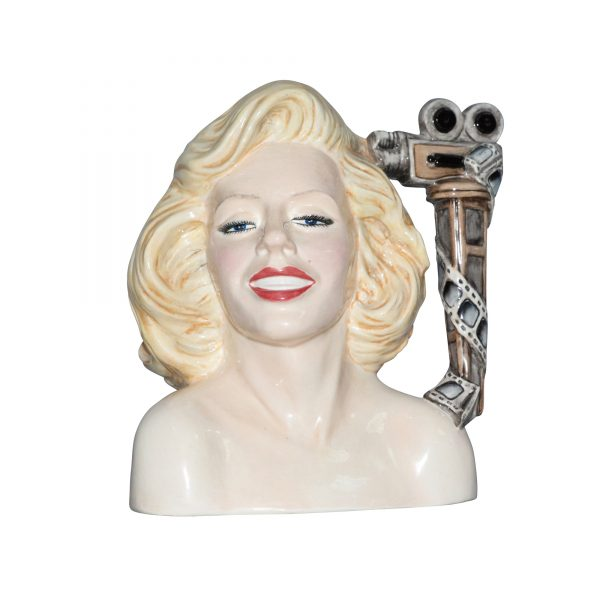 Marilyn Monroe PTP - Royal Doulton Character Jug