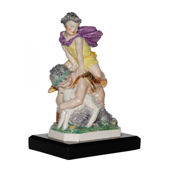 La Folie Bergere - Charles Vyse Figurine