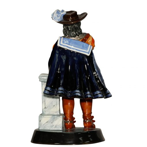 One of Three Musketeers PT - Royal Doulton Figurine