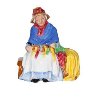 Silks and Ribbons CV - Royal Doulton Figurine