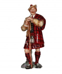 The Laird CW - Royal Doulton Figurine