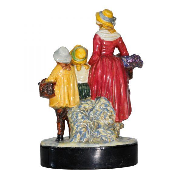 Yardleys Old English Laven - Royal Doulton Figurine