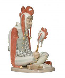 Court Jester 1405 - Lladro Figurine