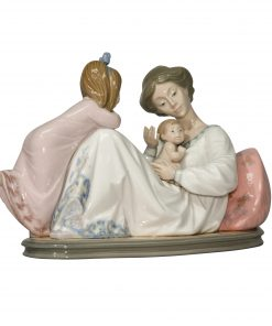 Latest Addition 1606 - Lladro Figurine