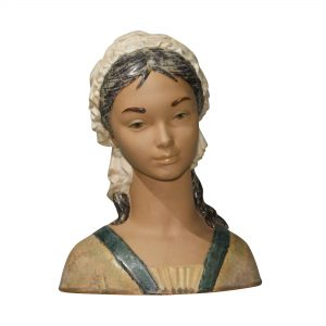 Maja Head 4668 - Lladro Figurine