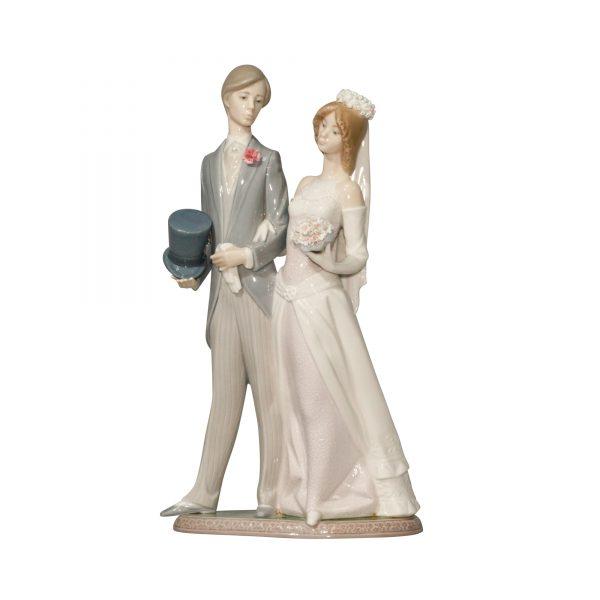 Wedding 1404 - Lladro Figurine
