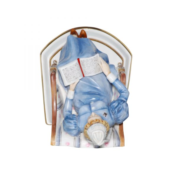 Sister London Hospital - Royal Worcester Figurine