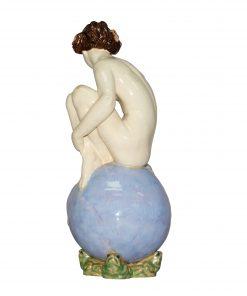 The Bather by John Broad - Royal Doulton Stoneware