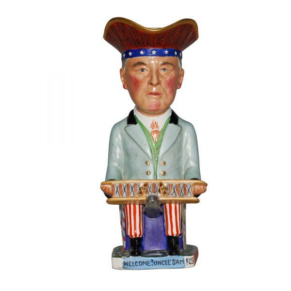 President Woodrow Wilson - Wilkinson Toby