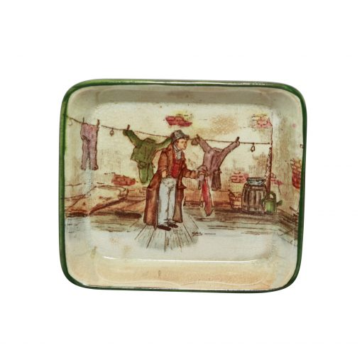 Dickens Artful Dodger Pin Tray - Royal Doulton Seriesware