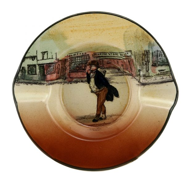 Dickens Mr Pickwick Ashtray - Royal Doulton Seriesware