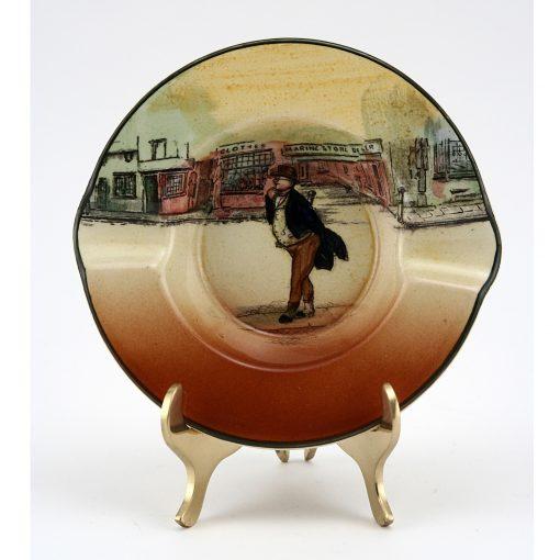 Dickens Mr Pickwick Ashtray - Royal Doulton Seriesware