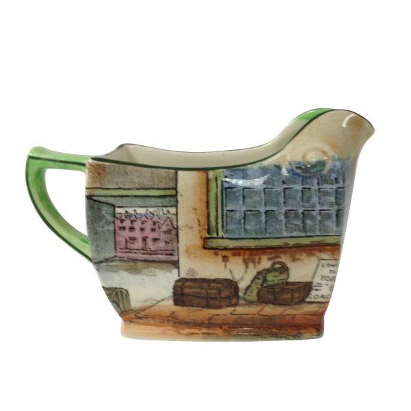 Dickens Mr Pickwick Creamer - Royal Doulton Seriesware