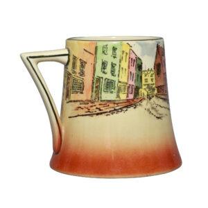Dickens Mr Squeers Mug - Royal Doulton Seriesware