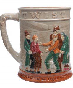 Dickens Oliver Twist Jug - Royal Doulton Seriesware