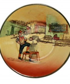 Dickens Sam Weller Saucer - Royal Doulton Seriesware
