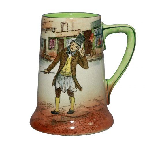 Dickens Trotty Veck Tankard - Royal Doulton Seriesware