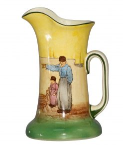 Dutch Pitcher Large 7H - Royal Doulton Seriesware