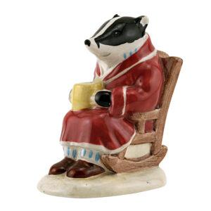 Badger - Royal Doulton Storybook Character
