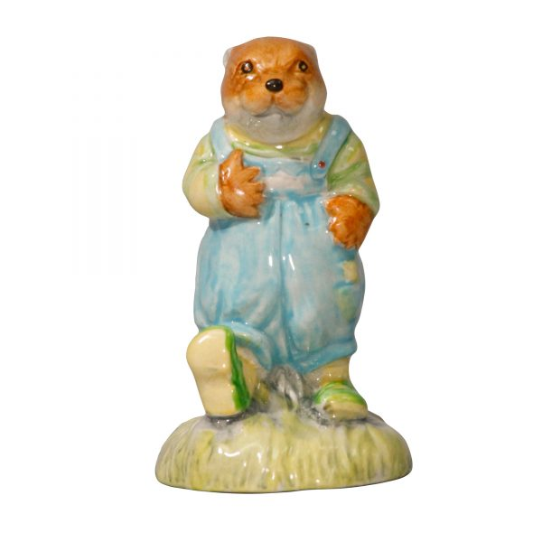 Portly Otter - Royal Doulton Storybook Character