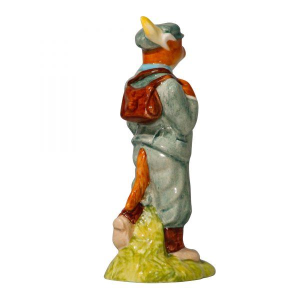 Weasel Gamekeeper - Royal Doulton Storybook Character