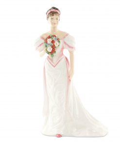 Prototype Bride - Royal Doulton Figurine