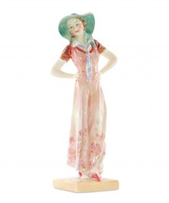 The Lambeth Walk HN1881 - Royal Doulton Figurine