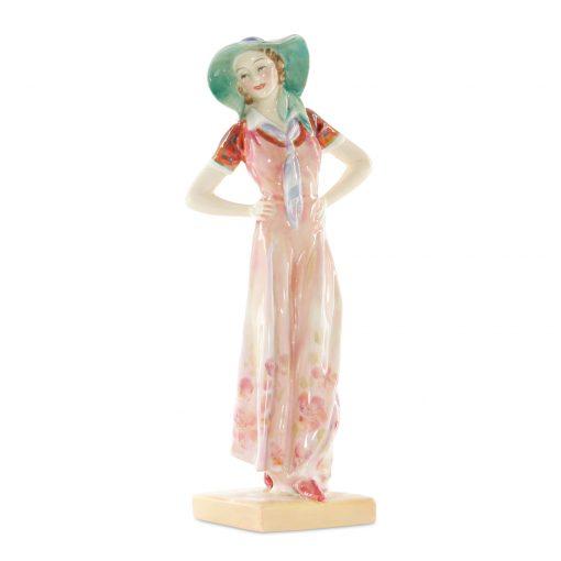 The Lambeth Walk HN1881 - Royal Doulton Figurine