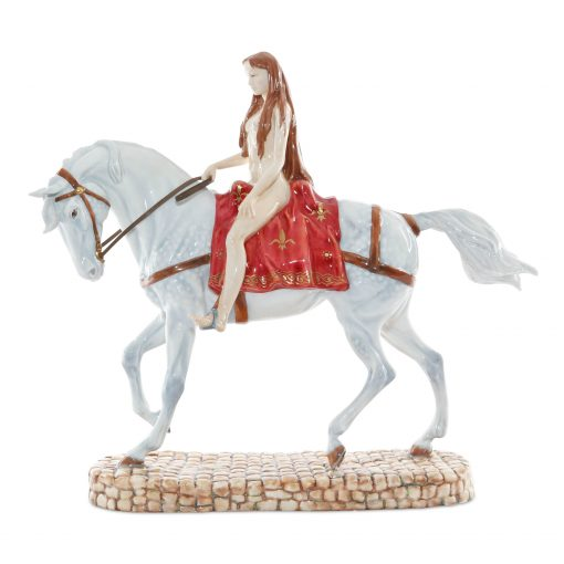 Lady Godiva - Royal Doulton Figurine