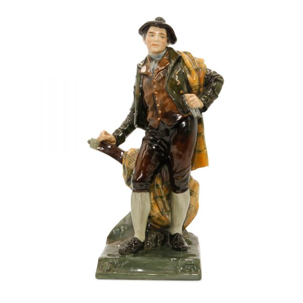Robert Burns HN42 - Royal Doulton Figurine