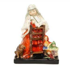 Judge and Jury HN1264 - Royal Doulton Figurine