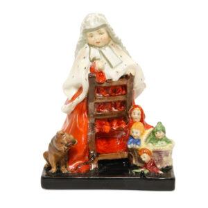 Judge and Jury HN1264 - Royal Doulton Figurine