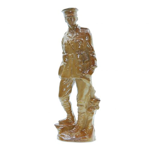 British Soldier Prototype - Royal Doulton Figurine