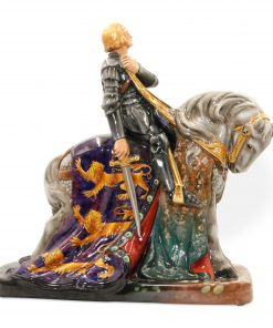 St. George - Royal Doulton Figurine