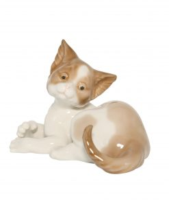 Attentive Cat 5112- Lladro - Lladro Figure