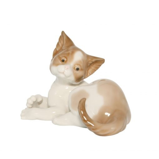Attentive Cat 5112- Lladro - Lladro Figure