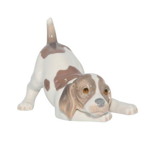 Beagle Puppy 01011070 - Lladro Figure