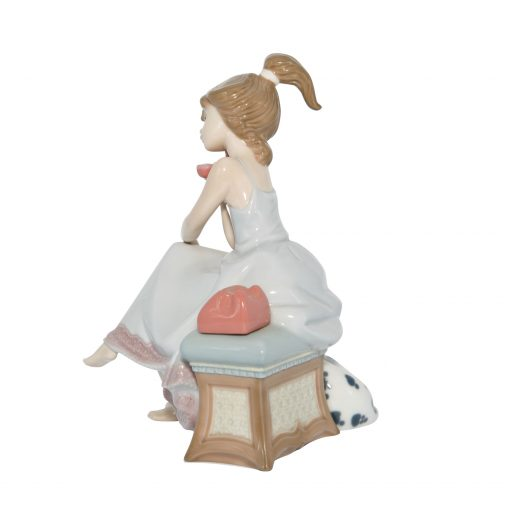 Chit-Chat 01005466 - Lladro Figure