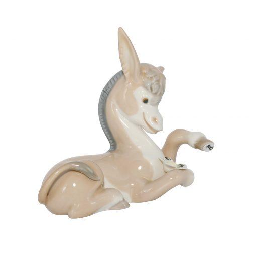Donkey in Love 4524 - Lladro Figure