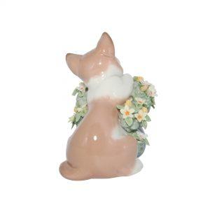 Dreamy Kitten 01006567 - Lladro Figure